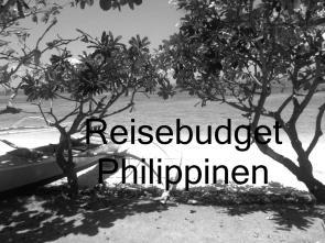 Reisebudget für die Philippinen