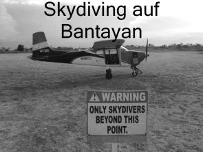 Skydiving auf Bantayan