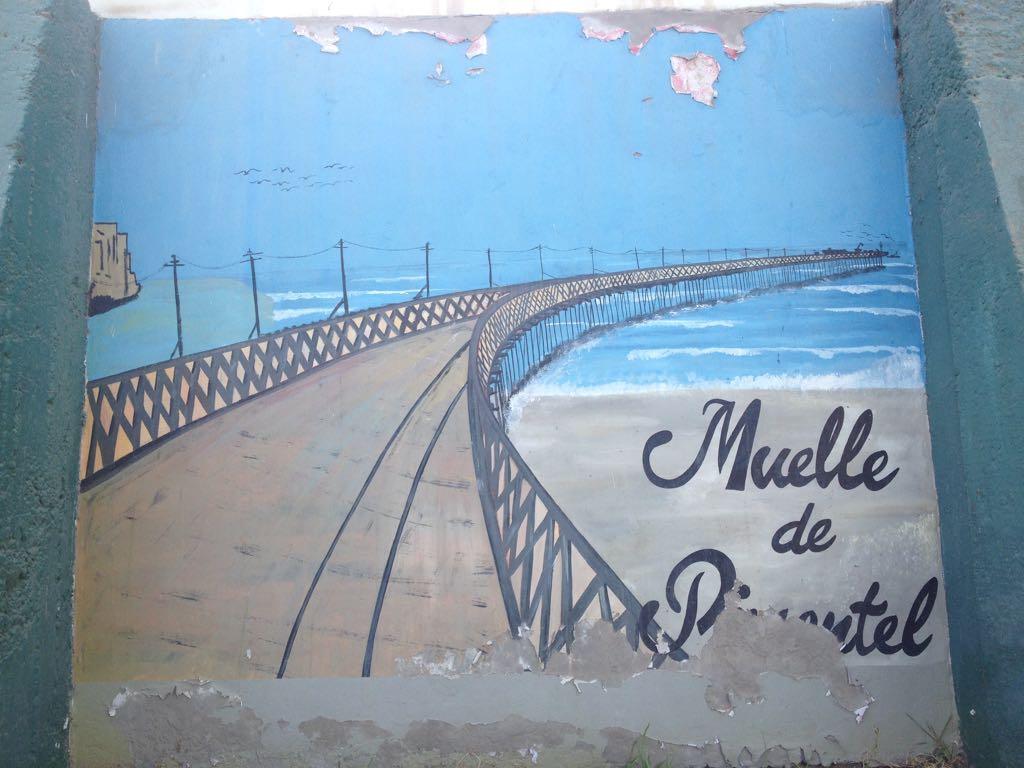 Steg in Pimentel