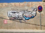 Wal schluckt Boot